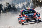 Dan Gîrtofan a câştigat Romania Winter Rally