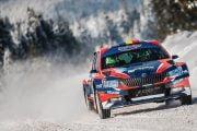 Dan Gîrtofan a câştigat Romania Winter Rally