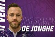 Belgianul Jimmy De Jonghe a semnat cu FC Argeş