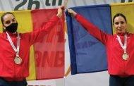 12 medalii pentru România la Campionatul Balcanic de atletism