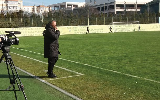 "Pelici: ""Avem nevoie de victorie!"""