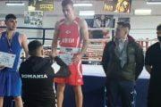 A câştigat Cupa României la Box la U 22