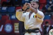 Judoka Alexandru Raicu, aur la Grand Slam-ul de la Tel Aviv!