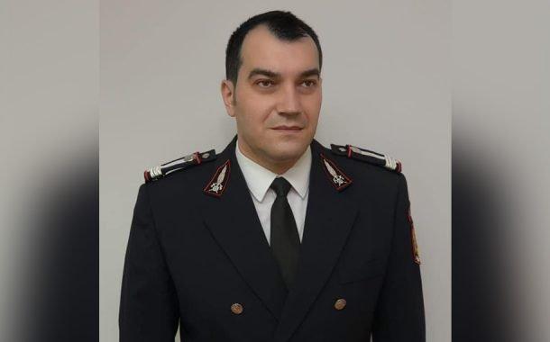 Şeful ISU Argeş, a devenit colonel!