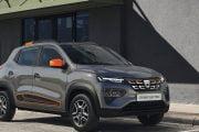 Multe comenzi pentru Dacia electrică