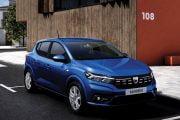 Modelele Dacia conduc în top