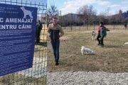 Parc pentru câini în Lunca Argeșului!