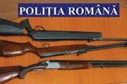 Vânător lăsat fără arme de polițiști!
