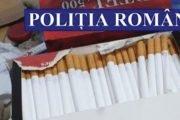Percheziţii la comercianţi de tutun