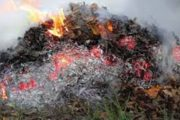 Autorizaţie pentru arderea deşeurilor