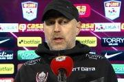 """Edward Iordănescu: """"Am fost mai inpirați la finalizare"""""""