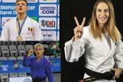Pe podium la Openul Cehiei la judo!