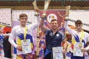 Luptătorii argeșeni, locul 1 la Cupa României!