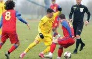 Mario Tudose, la Naționala României U 16!