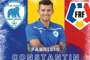 Fabrizio Constantin din nou la lot!