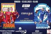 Unirea Bascov începe sezonul cu o deplasare la Moreni