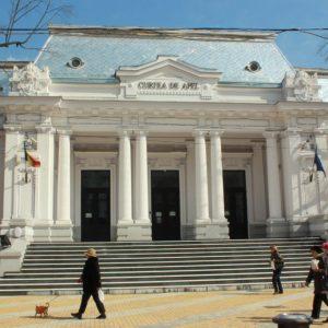 Documente transmise online pentru dosarele de la Curtea de Apel Pitești