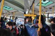 Urcaţi în autobuze pe riscul vostru!