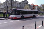 În week-end, autobuzele vor circula mai rar