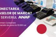 Casele de marcat electronice, conectate la ANAF