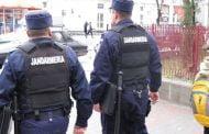 Jandarm în arest!