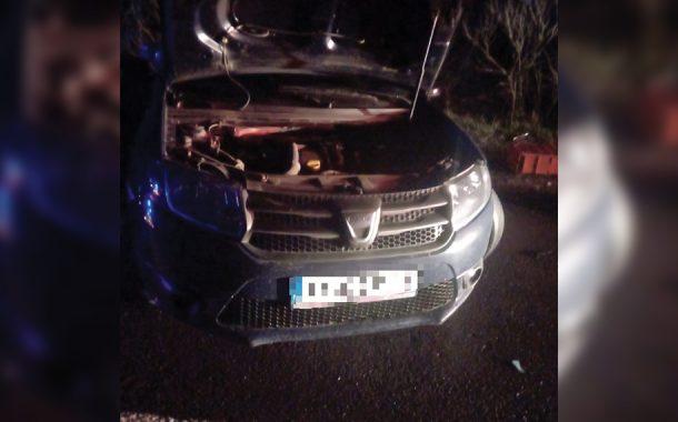A murit lângă maşina lui, pe A1!