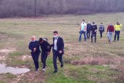9 migranți prinși la Cotmeana!