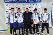 Kaiaciştii piteşteni, pe podium la Campionatul Naţional