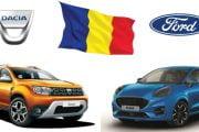40 de mii autoturisme produse în România într-o lună