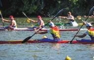 Trei competiţiile de kaiac-canoe pe lacul Bascov!