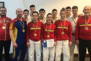 Judoka argeşeni, campioni la Poiana Braşov!