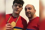 Darius Georgescu , viitorul judo-ului argeșean