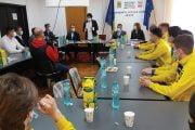 Atleții campioni din Argeș premiați la ISJ