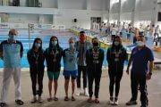 Înot: Sportivele de la CSM Pitești, de 13 ori pe podium