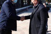 Ministrul Cseke Attila a vizitat Sala Polivalentă Pitești!