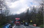 Șofer rănit în accident, la Drăganu!