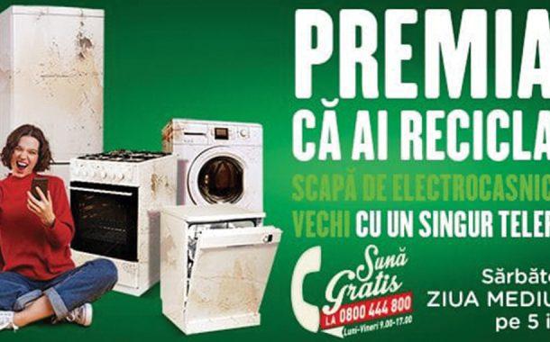 Campanie de colectare a deșeurilor electrice, în Piteşti