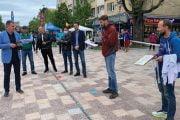 """Sute de participanți la """"Pitești Half Marathon""""!"""