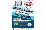 Vaccinare fără programare la Mioveni