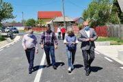 Două drumuri din Argeş în plin proces de modernizare