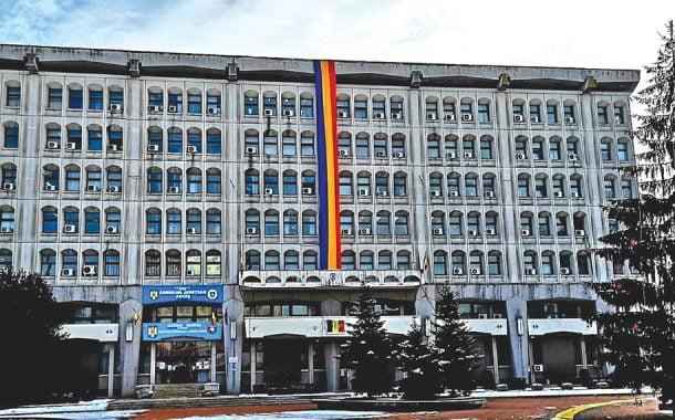 Palatul Administrativ va fi reabilitat
