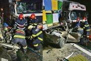 Salvamontist ucis pe autostradă!