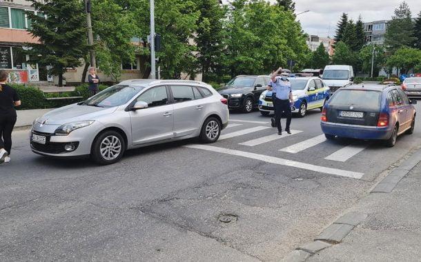 Nepotul victimei a vrut să o bată pe șoferiță!