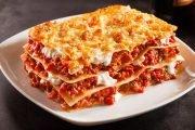 Lasagna cu carne tocată