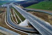 România are doar 920 km de autostrăzi!