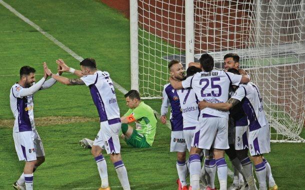 FC Argeş a rămas în Liga I!