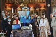 Activitate educaţională la Biserica Valea Danului