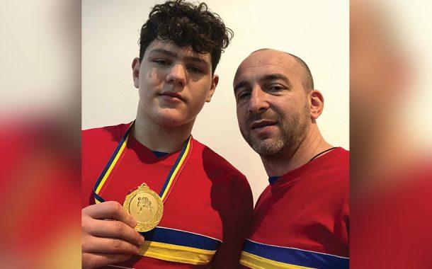 Darius Georgescu, medaliat şi la U 23