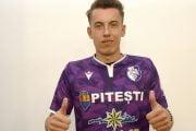 Alexandru Ișfan, convocat la Naţionala României U23