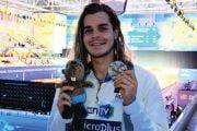 Piteșteanul Robert Glință, vicecampion european la natație!